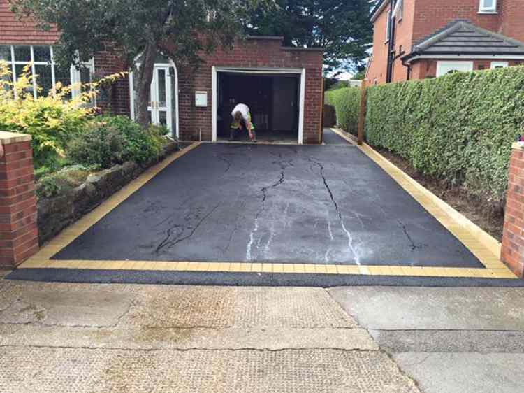Tarmac Contractors Northampton