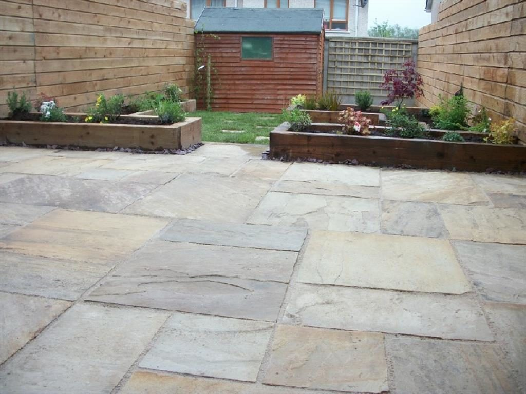 Patio Contractors Northampton