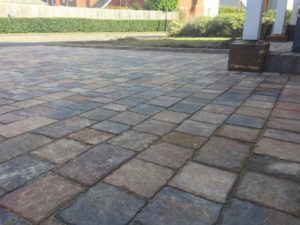 Tegula Paving Northampton