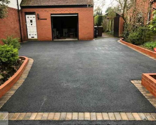 Tarmac Driveway Installation in Northampton