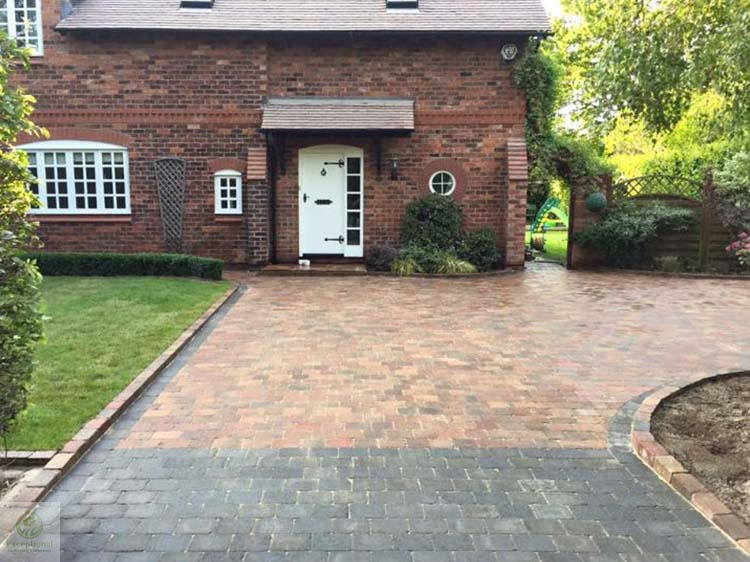 Paving Tegula Northampton