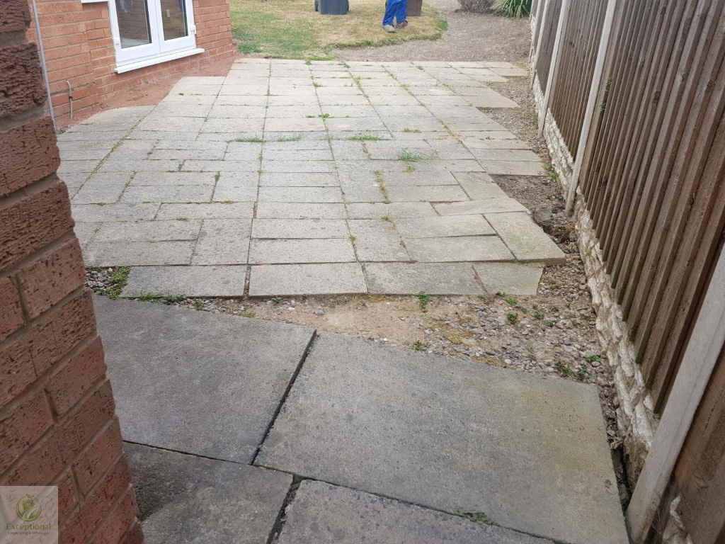 Patio Paving Northampton